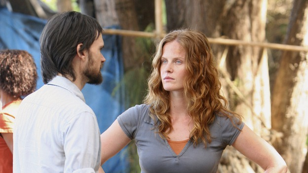 "LOST - ""Something Nice Back Home"" (ABC/MARIO PEREZ)JEREMY DAVIES, REBECCA MADER"