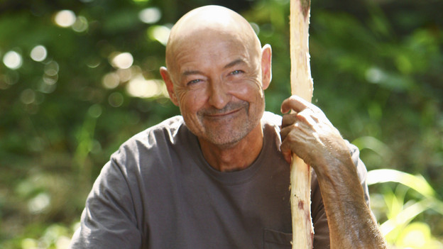 "LOST - ""Everybody Loves Hugo"" - Hurley agonizes over what the group should do next, and Locke is curious about the new arrival to his camp, on ""Lost,"" TUESDAY, APRIL 13 (9:00-10:02 p.m., ET) on the ABC Television Network. (ABC/MARIO PEREZ) TERRY O'QUINN"