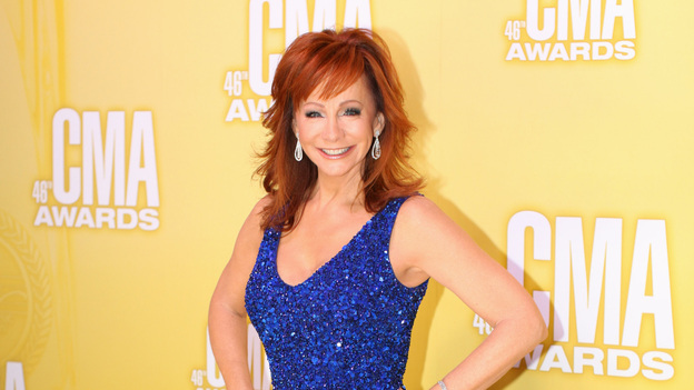 "THE 46TH ANNUAL CMA AWARDS - RED CARPET ARRIVALS - ""The 46th Annual CMA Awards"" airs live THURSDAY, NOVEMBER 1 (8:00-11:00 p.m., ET) on ABC live from the Bridgestone Arena in Nashville, Tennessee. (ABC/SARA KAUSS)REBA"