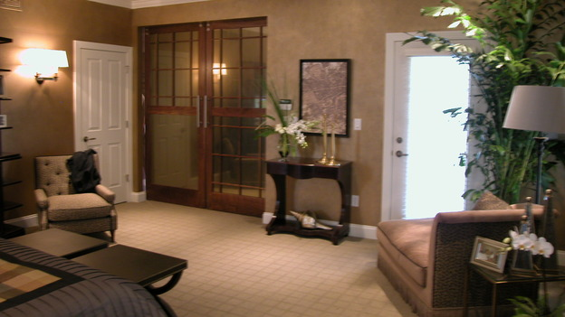 "EXTREME MAKEOVER HOME EDITION - ""Koepke Family,"" - Master Bedroom, on ""Extreme Makeover Home Edition,"" Sunday, November 19th on the ABC Television Network."