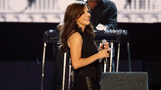 "THE 42ND ANNUAL CMA AWARDS - THEATRE - ""The 42nd Annual CMA Awards"" aired live from the Sommet Center in Nashville, WEDNESDAY, NOVEMBER 12 (8:00-11:00 p.m., ET) on the ABC Television Network. (ABC/CHRIS HOLLO)MARTINA MCBRIDE"