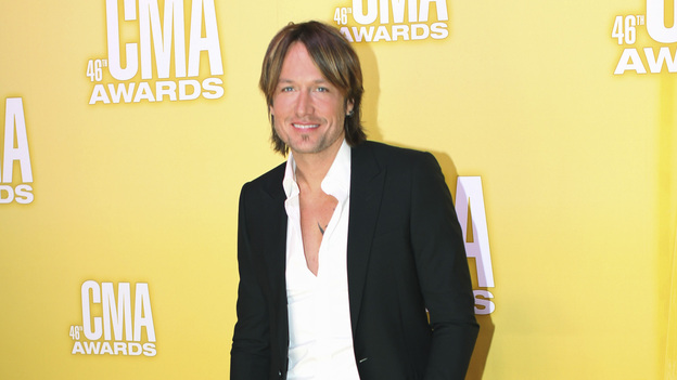 "THE 46TH ANNUAL CMA AWARDS - RED CARPET ARRIVALS - ""The 46th Annual CMA Awards"" airs live THURSDAY, NOVEMBER 1 (8:00-11:00 p.m., ET) on ABC live from the Bridgestone Arena in Nashville, Tennessee. (ABC/SARA KAUSS)KEITH URBAN"