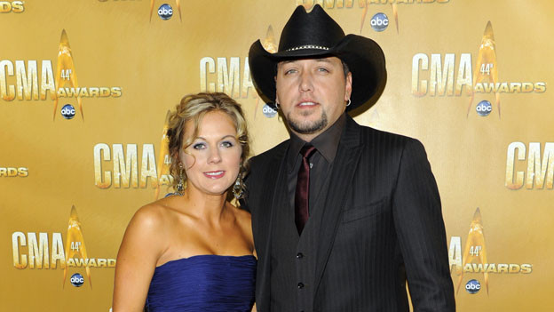 "THE 44TH ANNUAL CMA AWARDS - RED CARPET ARRIVALS - ""The 44th Annual CMA Awards"" will be broadcast live from the Bridgestone Arena in Nashville, WEDNESDAY, NOVEMBER 10 (8:00-11:00 p.m., ET) on the ABC Television Network. (ABC/ANDREW WALKER)JASON ALDEAN"