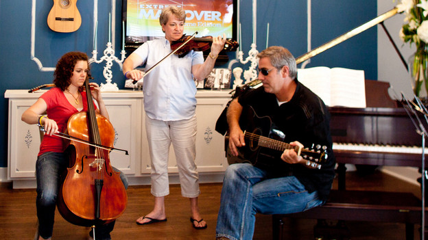"EXTREME MAKEOVER HOME EDITION - ""Marshall-Spreier Family,"" - Music  Room Picture, on ""Extreme Makeover Home Edition,"" Sunday, November 7th    (8:00-9:00 p.m. ET/PT) on the ABC Television Network."