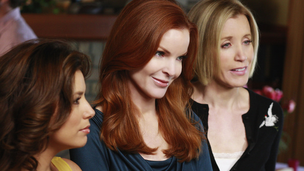 "DESPERATE HOUSEWIVES - ""Crime Doesn't Pay"" - Gaby Solis, Bree Hodge and Lynette Scavo"