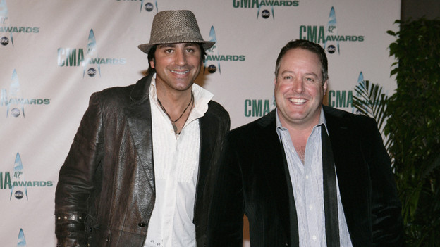 "THE 42ND ANNUAL CMA AWARDS - ARRIVALS - ""The 42nd Annual CMA Awards"" will be broadcast live from the Sommet Center in Nashville, WEDNESDAY, NOVEMBER 12 (8:00-11:00 p.m., ET) on the ABC Television Network. (ABC/ADAM LARKEY)STEVE AZAR, GARY VALENTINE"