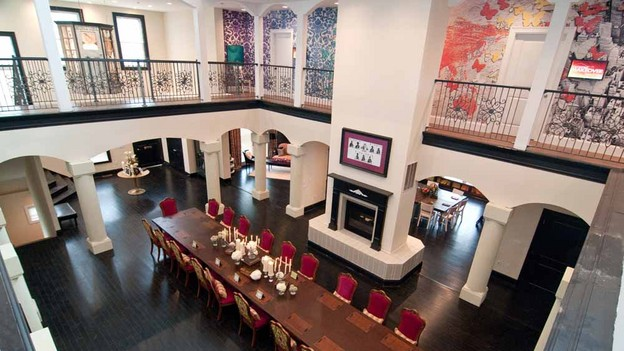 "EXTREME MAKEOVER HOME EDITION - ""Boys Hope/Girls Hope,"" - Dining Room Pictures, on ""Extreme Makeover Home Edition,"" Sunday, September 26th (7:00-9:00 p.m. ET/PT) on the ABC Television Network."