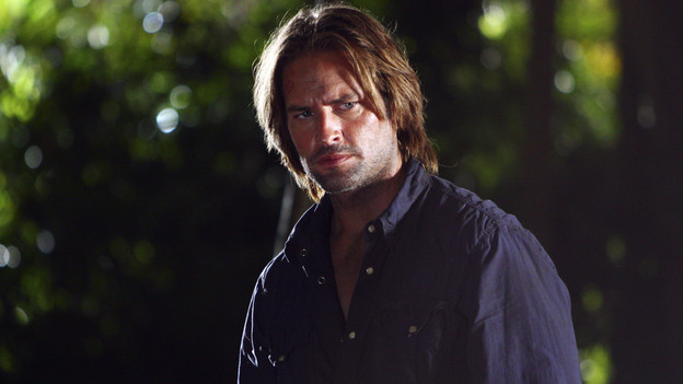 "LOST - ""The Package"" - Sun and Jin desperately continue their search for one another, and Locke confronts his enemy, on ""Lost,"" TUESDAY, MARCH 30 (9:00-10:02 p.m., ET) on the ABC Television Network. (ABC/MARIO PEREZ)JOSH HOLLOWAY"