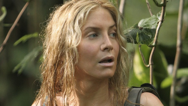 "LOST - ""The Other Woman"" - Juliet receives an unwelcome visit from someone from her past and is given orders to track down Charlotte and Faraday in order to stop them from completing their mission -- by any means necessary. Meanwhile, Ben offers Locke an enticing deal, on ""Lost,"" THURSDAY, MARCH 6 (9:00-10:02 p.m., ET) on the ABC Television Network. (ABC/MARIO PEREZ)ELIZABETH MITCHELL"