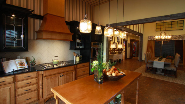 "EXTREME MAKEOVER HOME EDITION - ""Sharrock Family,"" - Kitchen   Picture, on  ""Extreme Makeover Home Edition,"" Sunday, May 15th      (8:00-9:00 p.m.  ET/PT) on the ABC Television Network."
