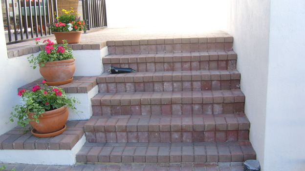 "EXTREME MAKEOVER HOME EDITION - ""Tate Family,"" -  Patio Detail, on ""Extreme Makeover Home Edition,"" Sunday, March 4th on the ABC Television Network."