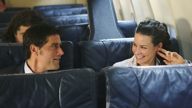 "LOST - ""316"" (ABC/MARIO PEREZ) MATTHEW FOX, EVANGELINE LILLY"