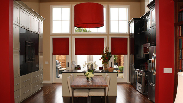 "EXTREME MAKEOVER HOME EDITION - ""Rucker Family,"" - Dining Room Picture,      on   ""Extreme Makeover Home Edition,"" Sunday, October 9th         (8:00-9:00   p.m.  ET/PT) on the ABC Television Network."
