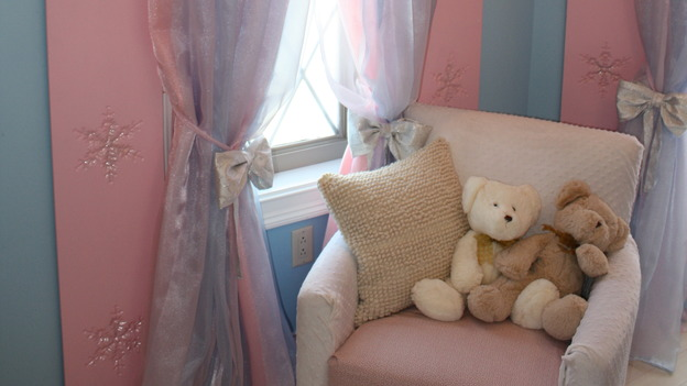 "EXTREME MAKEOVER HOME EDITION - ""Girard Family,"" - Girl's Bedroom Details, on ""Extreme Makeover Home Edition,"" Sunday, February 8th on the ABC Television Network."