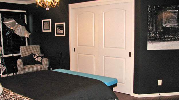 "EXTREME MAKEOVER HOME EDITION - ""Fullerton-Machacek Family,"" - Girl's Bedroom, on ""Extreme Makeover Home Edition,"" Sunday, January 7th on the ABC Television Network."