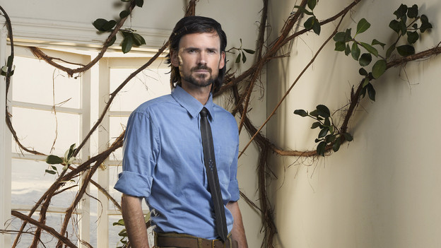 "LOST - Jeremy Davies stars as Daniel Faraday on ABC's ""Lost."" (ABC/BOB D'AMICO)"