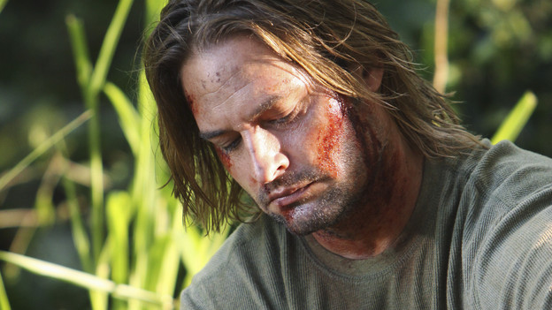 "LOST - ""LA X"" - ""Lost"" returns for its final season of action-packed mystery and adventure -- that will continue to bring out the very best and the very worst in the people who are lost -- on the season premiere of ""Lost,"" TUESDAY, FEBRUARY 2 (9:00-11:00 p.m., ET) on the ABC Television Network. On the season premiere episode, ""LA X"" Parts 1 & 2, the aftermath from Juliet's detonation of the hydrogen bomb is revealed. (ABC/MARIO PEREZ)JOSH HOLLOWAY"
