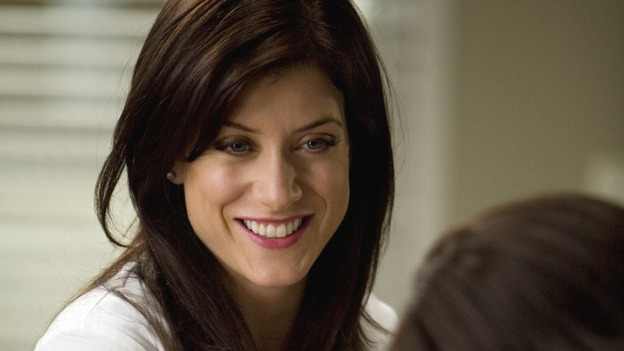 "GREY'S ANATOMY - ""Piece of My Heart"" - Addison returns to Seattle Grace to perform an operation and is taken aback by all of the changes in her old co-workers' lives. Meanwhile Meredith and Derek's clinical trial has its first patient, and Rebecca/Ava returns with shocking news for Alex, on ""Grey's Anatomy,"" THURSDAY, MAY 1 (9:00-10:01 p.m., ET) on the ABC Television Network.  (ABC/RANDY HOLMES)KATE WALSH"