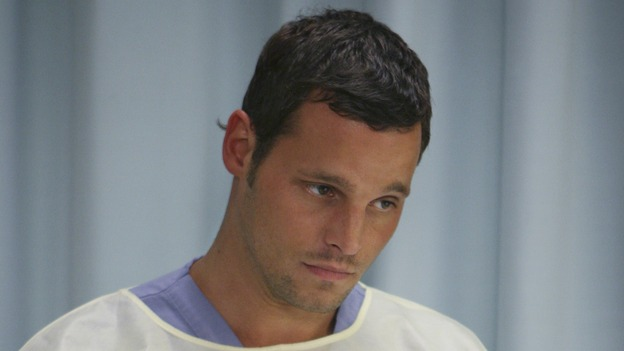 "GREY'S ANATOMY - ""INTO YOU LIKE A TRAIN"" (ABC/MICHAEL DESMOND)JUSTIN CHAMBERS"