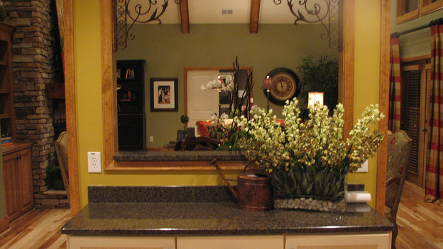 "EXTREME MAKEOVER HOME EDITION - ""Tipton-Smith Family,"" - Kitchen Detail, on ""Extreme Makeover Home Edition,"" Sunday, March 11th on the ABC Television Network."