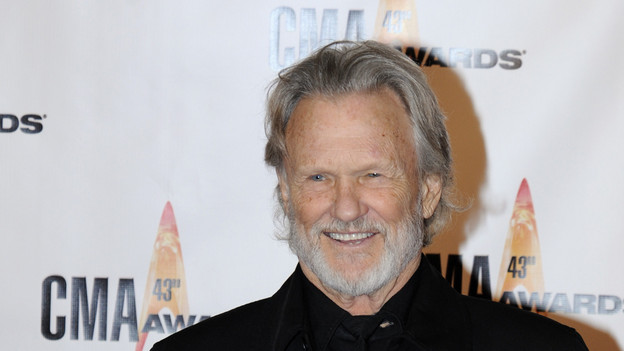 "THE 43rd ANNUAL CMA AWARDS - RED CARPET ARRIVALS - ""The 43rd Annual CMA Awards"" will be broadcast live from the Sommet Center in Nashville, WEDNESDAY, NOVEMBER 11 (8:00-11:00 p.m., ET) on the ABC Television Network. (ABC/DONNA SVENNEVIK)KRIS KRISTOFFERSON"