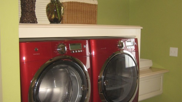 EXTREME MAKEOVER HOME EDITION - &quot;Hampton Family,&quot; - Laundry Room, on &quot;Extreme Makeover Home Edition,&quot; Sunday, October 4th on the ABC Television Network.
