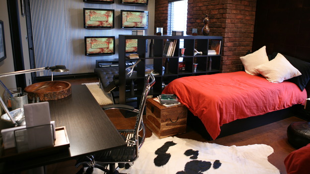 EXTREME MAKEOVER HOME EDITION - &quot;Gaudet Family,&quot; - Boys' Bedroom, on &quot;Extreme Makeover Home Edition,&quot; Sunday, March 23rd on the ABC Television Network.