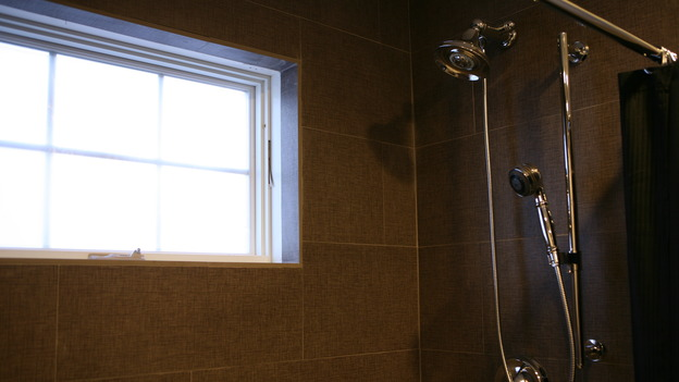 "EXTREME MAKEOVER HOME EDITION - ""Usea Family,"" -  Bathroom Detail, on ""Extreme Makeover Home Edition,"" Sunday, May 18th on the ABC Television Network."