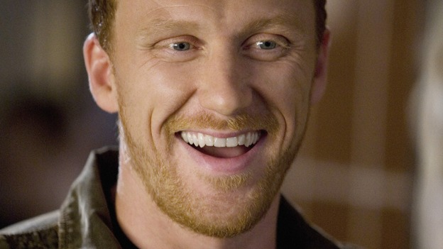 "GREY'S ANATOMY - ""Sympathy for the Devil"" - Dr. Owen Hunt, on ""Grey's Anatomy,"" THURSDAY, JANUARY 15 (9:00-10:01 p.m., ET) on the ABC Television Network. (ABC/RANDY HOLMES) KEVIN McKIDD"
