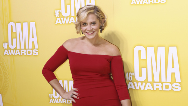 "THE 46TH ANNUAL CMA AWARDS - RED CARPET ARRIVALS - ""The 46th Annual CMA Awards"" airs live THURSDAY, NOVEMBER 1 (8:00-11:00 p.m., ET) on ABC live from the Bridgestone Arena in Nashville, Tennessee. (ABC/SARA KAUSS)GWEN SEBASTIAN"