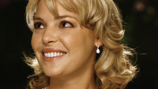 "GREY'S ANATOMY - ""What a Difference a Day Makes"" - The blushing bride! Izzie prepares to walk down the aisle and marry Alex, on ""Grey's Anatomy,"" THURSDAY, MAY 7 (9:00-10:02 p.m., ET) on the ABC Television Network. KATHERINE HEIGL"