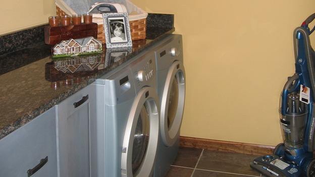 EXTREME MAKEOVER HOME EDITION - &quot;Farina Family,&quot; - Laundry Room, on &quot;Extreme Makeover Home Edition,&quot; Sunday, November 12th on the ABC Television Network.