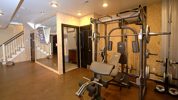 "EXTREME MAKEOVER HOME EDITION - ""Powell Family,"" - Workout Rooms, on ""Extreme Makeover Home Edition,"" Sunday, January 24th on the ABC Television Network."