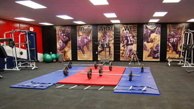 EXTREME MAKEOVER HOME EDITION - &quot;Williams Family,&quot; - Workout Room, on &quot;Extreme Makeover Home Edition,&quot; Sunday, May 16th (8:00-9:00 p.m. ET/PT) on the ABC Television Network.