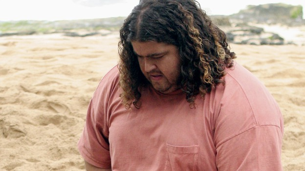 "LOST - ""Expos"" - Hurley begins to suspect that Sawyer may be involved in an island mystery surrounding two fellow survivors, and Sun learns the truth about her past kidnapping attempt by ""The Others,"" on ""Lost,"" WEDNESDAY, MARCH 28 (10:00-11:00 p.m., ET), on the ABC Television Network. (ABC/MARIO PEREZ)KIELE SANCHEZ, JORGE GARCIA"