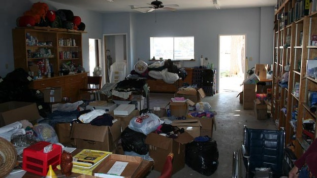 "EXTREME MAKEOVER HOME EDITION - Before Photo, ""Zdroj Family,"" on ""Extreme Makeover Home Edition,"" Monday, December 3rd (8:00-10:00 p.m. ET/PT) on the ABC Television Network."