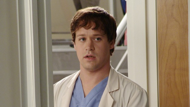101609_8811 -- GREY'S ANATOMY - &quot;THE FIRST CUT IS THE DEEPEST&quot; (ABC/DANNY FELD)T.R. KNIGHT