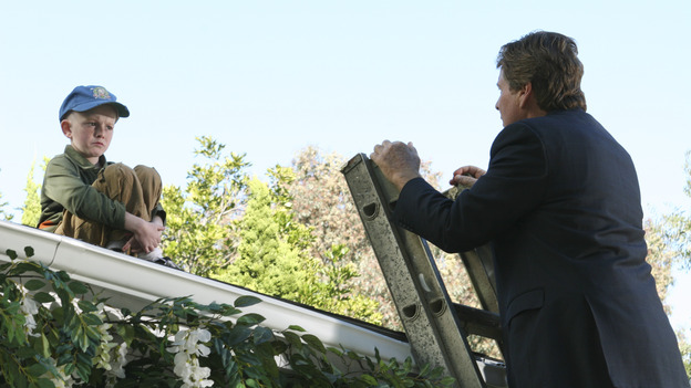 "DESPERATE HOUSEWIVES - ""YOUR FAULT"" (ABC/SCOTT GARFIELD) ZANE HUETT, RYAN O'NEAL"