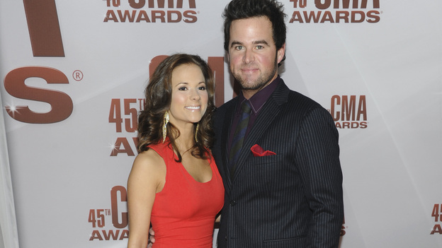 "THE 45th ANNUAL CMA AWARDS - RED CARPET ARRIVALS - ""The 45th Annual CMA Awards"" will broadcast live on ABC from the Bridgestone Arena in Nashville on WEDNESDAY, NOVEMBER 9 (8:00-11:00 p.m., ET). (ABC/JASON KEMPIN)DAVID NAIL"