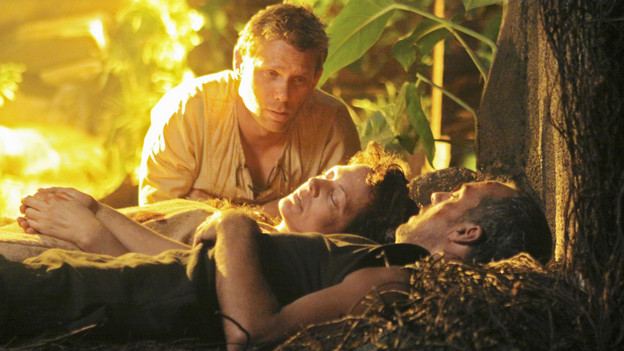 LOST - &quot;Across the Sea&quot; - The motives of John Locke are finally explained, on &quot;Lost,&quot; TUESDAY, MAY 11 (9:00-10:00 p.m., ET) on the ABC Television Network. (ABC/MARIO PEREZ)MARK PELLEGRINO, ALLISON JANEY, TITUS WELLIVER