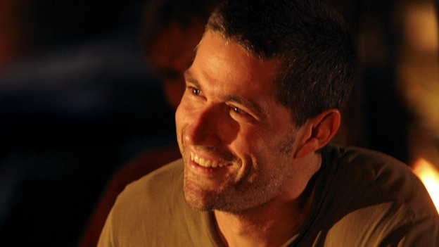 "LOST - ""One of Us"" - Jack's joyous reunion with his fellow survivors is cut short when they realize that accompanying him is one of ""The Others,"" and Claire is stricken by a mysterious, life-threatening illness, on ""Lost,"" WEDNESDAY, APRIL 11 (10:00-11:00 p.m., ET), on the ABC Television Network. (ABC/MARIO PEREZ)MATTHEW FOX"