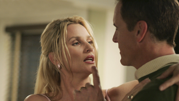 "DESPERATE HOUSEWIVES - ""The Ladies Who Lunch"" (ABC/VIVIAN ZINK) NICOLETTE SHERIDAN, MARK MOSES"