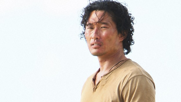 "LOST -  ""This Place is Death"" - Rescued by a young Rousseau and her team of French scientists, Jin finds himself back on the island, on ""Lost,"" WEDNESDAY, FEBRUARY 11 (9:00-10:02 p.m., ET) on the ABC Television Network.  (ABC/MARIO PEREZ) DANIEL DAE KIM"