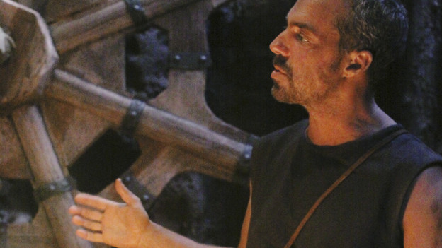 LOST - &quot;Across the Sea&quot; - The motives of John Locke are finally explained, on &quot;Lost,&quot; TUESDAY, MAY 11 (9:00-10:00 p.m., ET) on the ABC Television Network. (ABC/MARIO PEREZ)TITUS WELLIVER