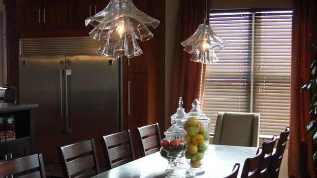EXTREME MAKEOVER HOME EDITION - &quot;Marshall Family,&quot; - Dining Room, on &quot;Extreme Makeover Home Edition,&quot; Sunday, November 29th, on the ABC Television Network.