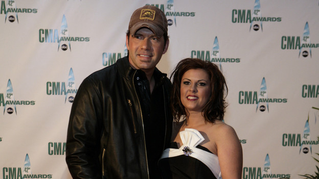 THE 42ND ANNUAL CMA AWARDS - ARRIVALS - &quot;The 42nd Annual CMA Awards&quot; will be broadcast live from the Sommet Center in Nashville, WEDNESDAY, NOVEMBER 12 (8:00-11:00 p.m., ET) on the ABC Television Network. (ABC/ADAM LARKEY)RODNEY ATKINS