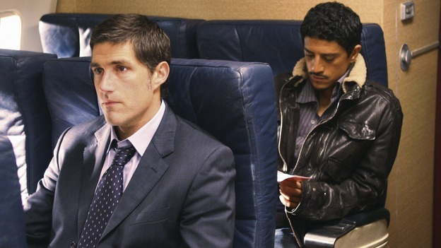 "LOST - ""316"" (ABC/MARIO PEREZ) MATTHEW FOX, SAID TAGHMAOUI"