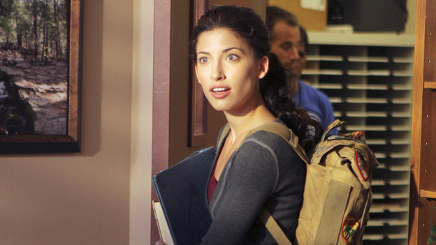 "LOST - ""Dr. Linus"" - Ben deals with the consequences of an uncovered lie, on ""Lost,"" TUESDAY, MARCH 9 (9:00-10:00 p.m., ET) on the ABC Television Network. (ABC/MARIO PEREZ)TANIA RAYMONDE"