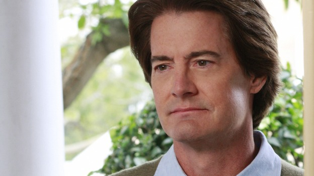 "DESPERATE HOUSEWIVES - ""Mother Said"" - Orson Hodge, on Desperate Housewives,"" SUNDAY, MAY 11 (9:00-10:02 p.m., ET) on the ABC Television Network.  (ABC/RON TOM) KYLE MACLACHLAN"