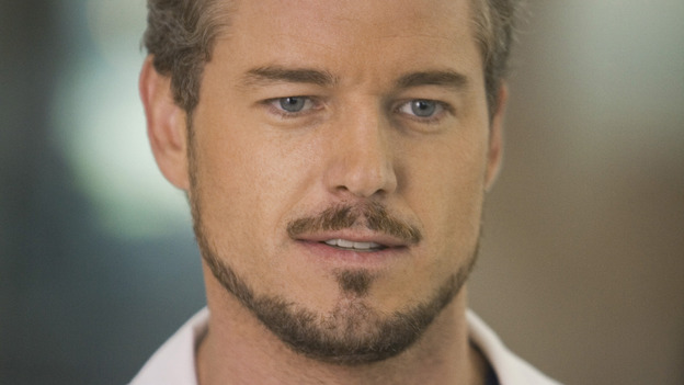 "GREY'S ANATOMY - ""These Ties That Bind"" - Dr. Mark Sloan, on ""Grey's Anatomy,"" THURSDAY, NOVEMBER 13 (9:00-10:01 p.m., ET) on the ABC Television Network. (ABC/RANDY HOLMES) ERIC DANE"